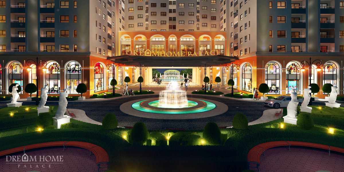 dream-home-palace-Marble-Fountain